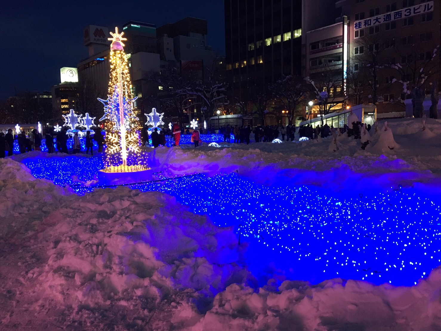 image北海道イルミ