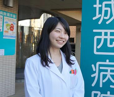 城西病院 阿部さん