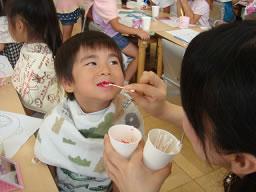 保育園歯みがき指導