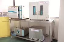 デンタルルーム滅菌システム