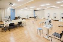 基礎医学実習室(視能訓練実習室)
